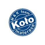 M&K foam Koło materace